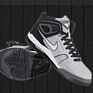Nike Air Flight mens 11.5  high tops tennis shoes